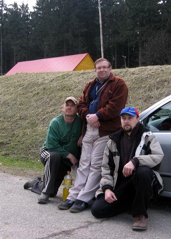 Expedice Morava 2