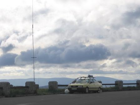 Pohled od severovýchodu