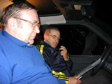Franta hokej zapisuje, Pavel u Majku